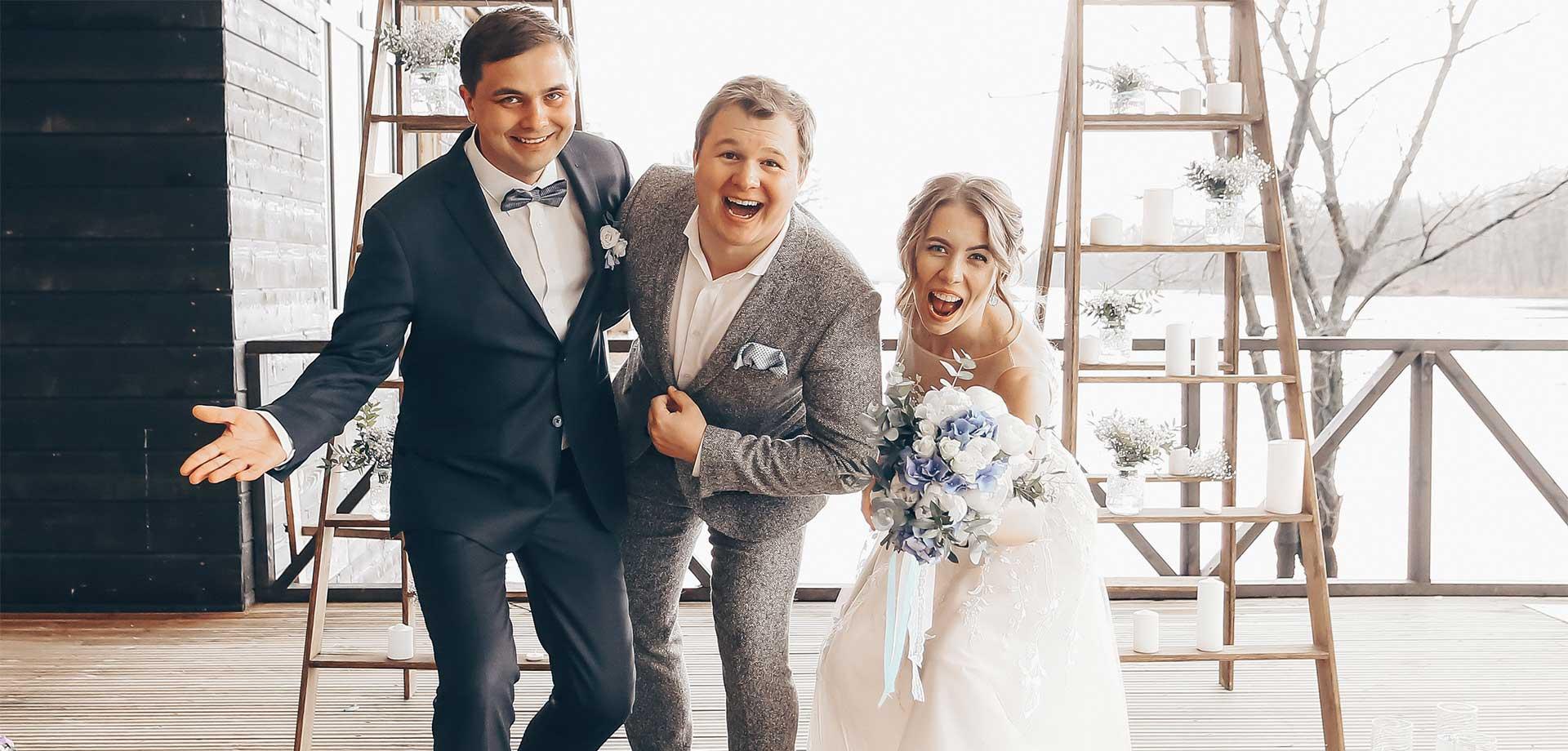 Разговоры о свадьбе с Александром Чумаком